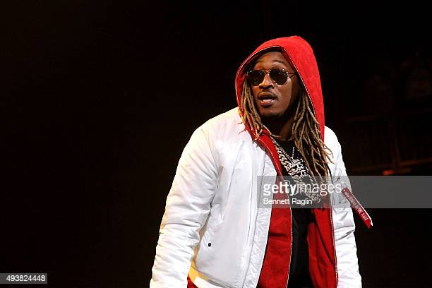 Rapper Future performs onstage during 1051's Powerhouse 2015 at the Barclays Center on October 22 2015 in Brooklyn NY
