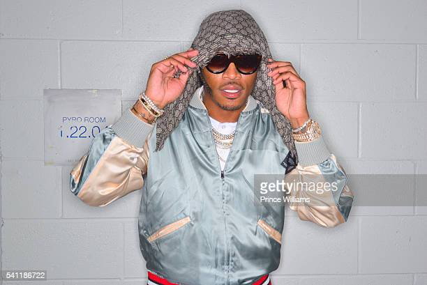 Rapper Future Poses for a Portrait at Birthday Bash at Philips Arena on June 18 2016 in Atlanta Georgia