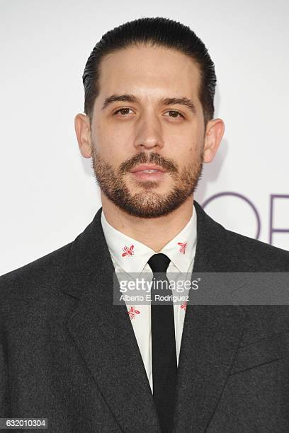 Rapper GEazy attends the People's Choice Awards 2017 at Microsoft Theater on January 18 2017 in Los Angeles California