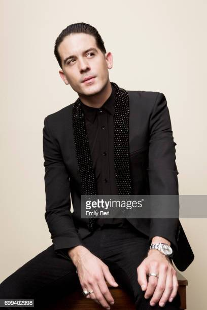 Rapper GEazy is photographed for VSCO on May 21 2017 in Las Vegas Nevada