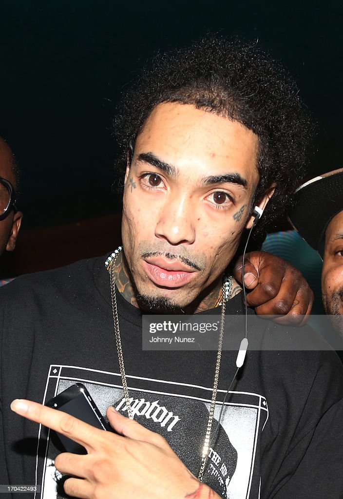 Rapper Gunplay attends S.O.B.'s on June 12, 2013 in New York City.