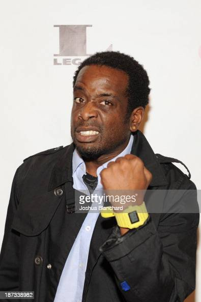 Rapper Imani arrives at Mr Musichead Gallery for the 'Miles Davis The Collected Artwork' Launch Party on November 7 2013 in Los Angeles California