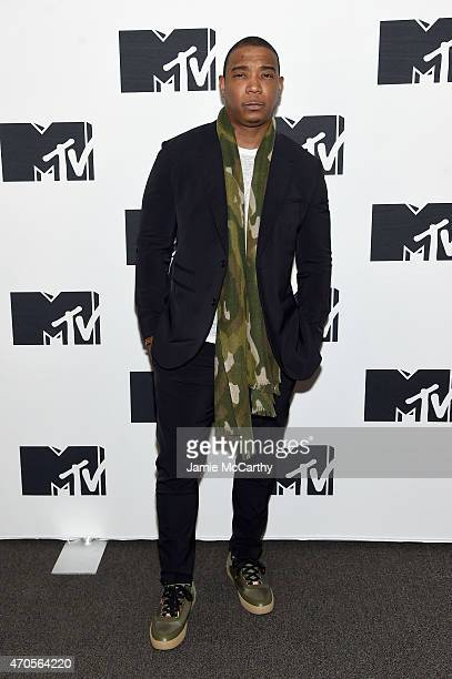 Rapper Ja Rule attends the MTV 2015 Upfront presentation on April 21 2015 in New York City
