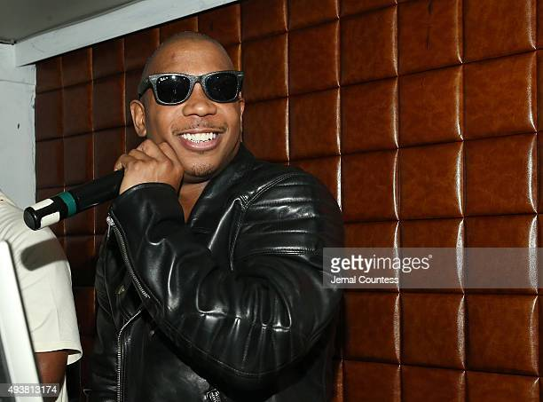 Rapper Ja Rule performs at the MTV And Ja Rule 'Follow The Rules' Premiere Party at Catch on October 21 2015 in New York City