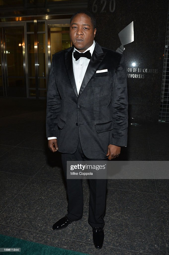 Rapper Jadakiss attends The Hip Hop Inaugural Ball II sponsored by Heineken USA at Harman Center for the Arts on January 20, 2013 in Washington, DC.