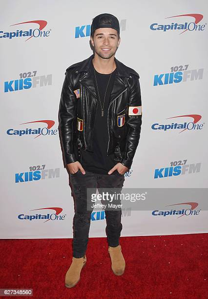 Rapper Jake Miller attends 1027 KIIS FM's Jingle Ball 2016 at Staples Center on December 2 2016 in Los Angeles California