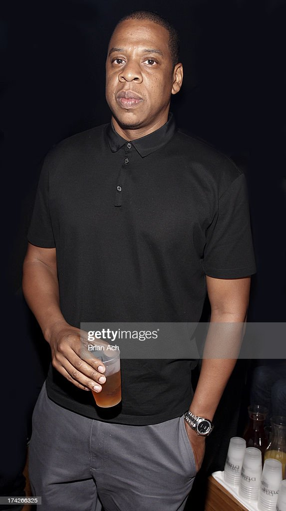 Rapper Jay Z attends the Jay Z and D'USSE Cognac Host The Official Legends of the Summer After Party at Lumen on July 22, 2013 in Chicago, Illinois.