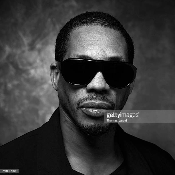 Rapper JoeyStarr is photographed for Self Assignment on March 22 2010 in Paris France