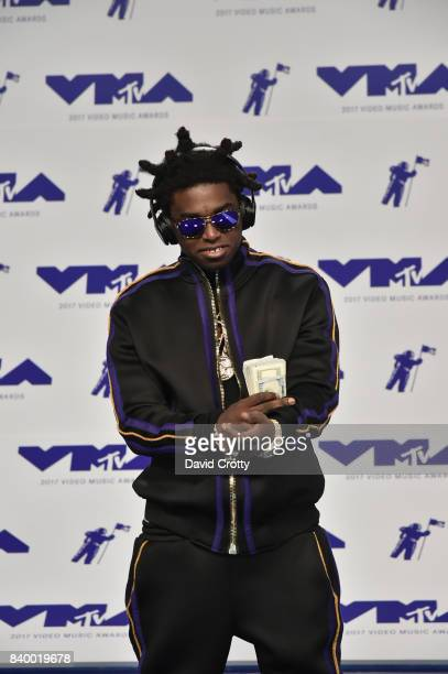 Rapper Kodak Black attends the 2017 MTV Video Music Awards at The Forum on August 27 2017 in Inglewood California