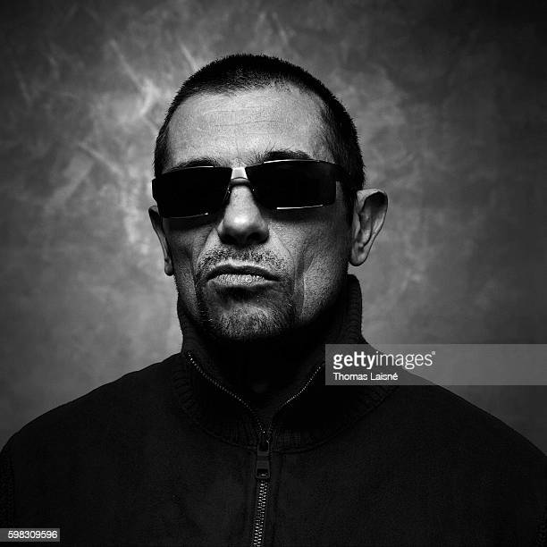 Rapper Kool Shen is photographed for Self Assignment on March 22 2010 in Paris France