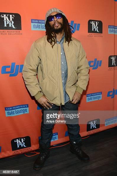 Rapper Lil Jon attends Kari Feinstein Style Lounge on January 19 2014 in Park City Utah