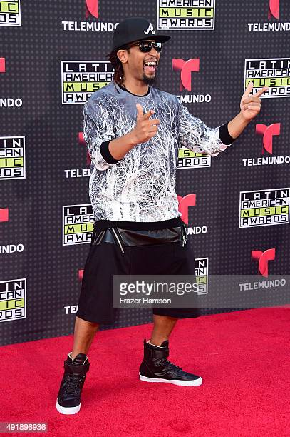 Rapper Lil Jon attends Telemundo's Latin American Music Awards at the Dolby Theatre on October 8 2015 in Hollywood California