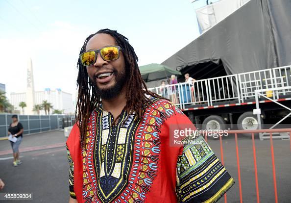 Rapper Lil Jon attends the 2014 iHeartRadio Music Festival Village on September 20 2014 in Las Vegas Nevada