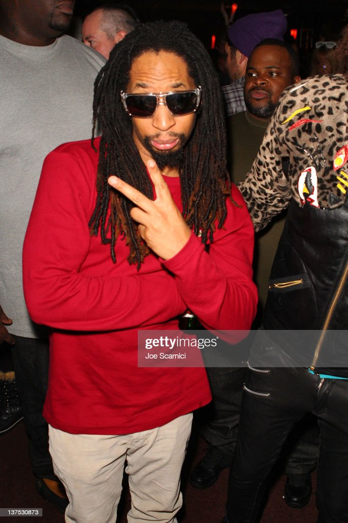 Rapper <a gi-track='captionPersonalityLinkClicked' href=/galleries/search?phrase=Lil+Jon+-+Rapper&family=editorial&specificpeople=202659 ng-click='$event.stopPropagation()'>Lil Jon</a> attends the T-Mobile Presents Google Music at TAO, a nightlife event at the 2012 Sundance Film Festival on January 21, 2012 in Park City, Utah.