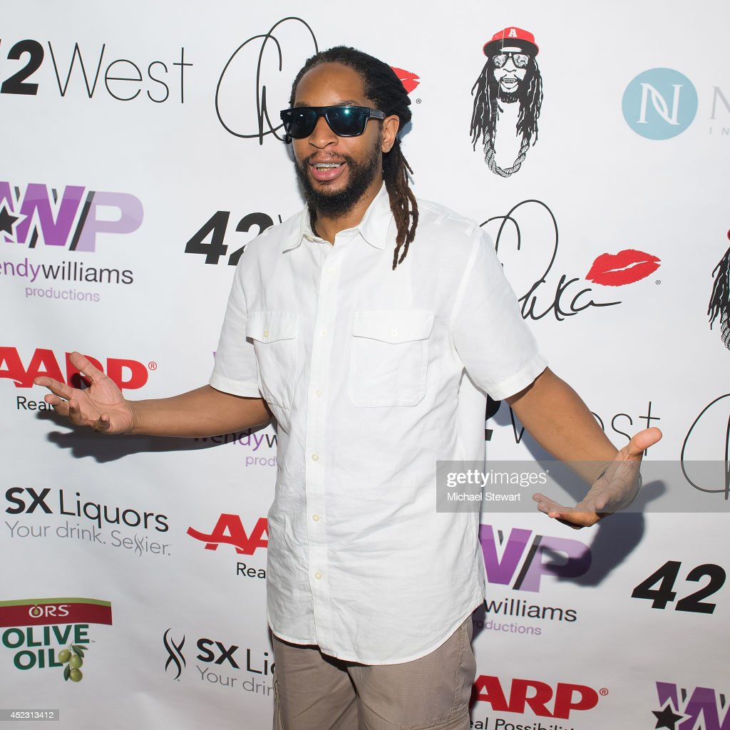 Rapper Lil Jon attends Wendy Williams' 50th Birthday Party at 42West on July 17, 2014 in New York City.