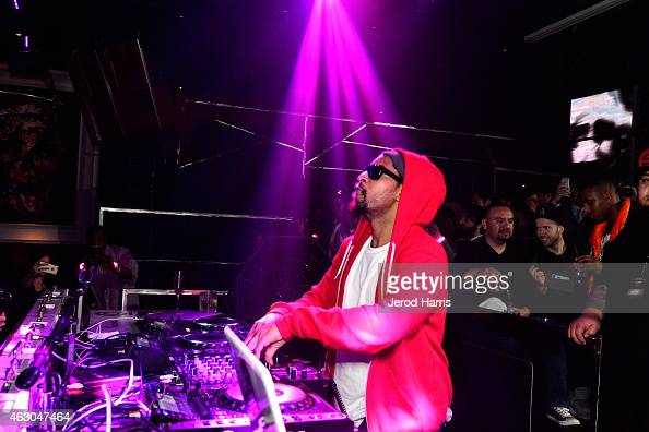 Rapper Lil Jon performs at the PANDORA GRAMMY after party featuring Lil Jon brought to you by TMobile on February 8 2015 in Hollywood California