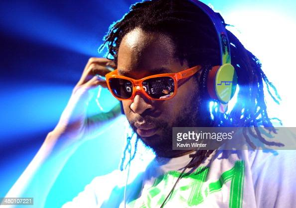 Rapper Lil Jon performs onstage during 971 AMP RADIO's Amplify 2014 concert at the Hollywood Palladium on March 22 2014 in Hollywood California