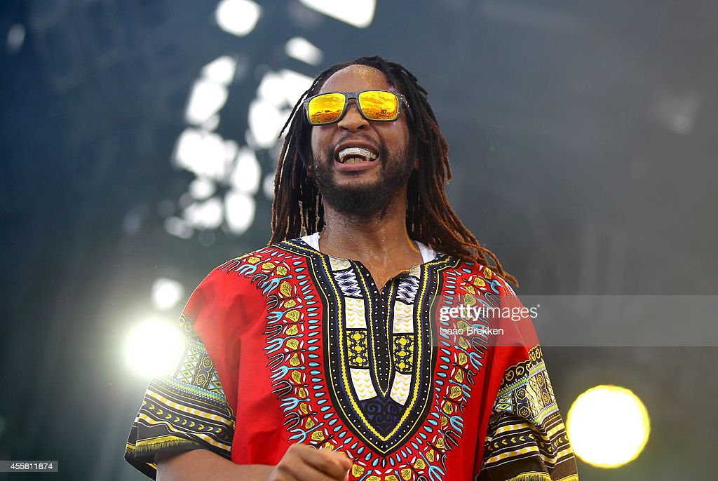 Rapper Lil Jon performs onstage during the 2014 iHeartRadio Music Festival Village on September 20 2014 in Las Vegas Nevada