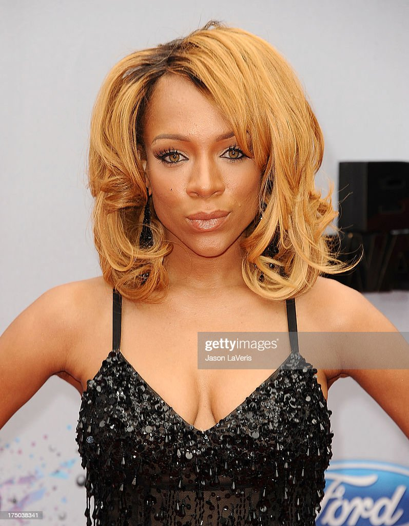 Rapper Lil Mama attends the 2013 BET Awards at Nokia Theatre LA Live on June 30 2013 in Los Angeles California