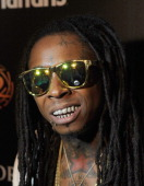 Rapper Lil Wayne attends Escape to Total Rewards at Hollywood Highland Center on March 1 2012 in Hollywood California