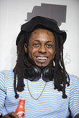 Rapper Lil Wayne attends the Lil Wayne Visits Macy's at Lenox Square on April 26 2014 in Atlanta Georgia