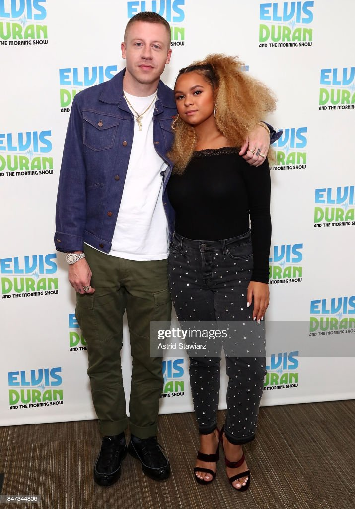 "Rachel Crow Visits ""The Elvis Duran Z100 Morning Show"""