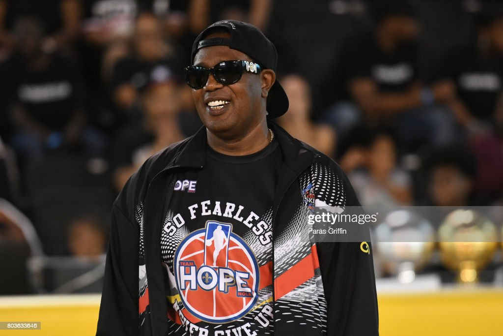 2017 Essence Festival - Celebrity Charity Basketball Game
