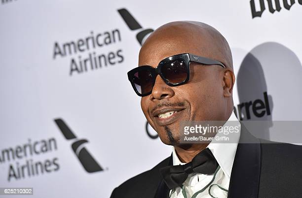 Rapper MC Hammer attends Capitol Records 75th Anniversary Gala at Capitol Records Tower on November 15 2016 in Los Angeles California