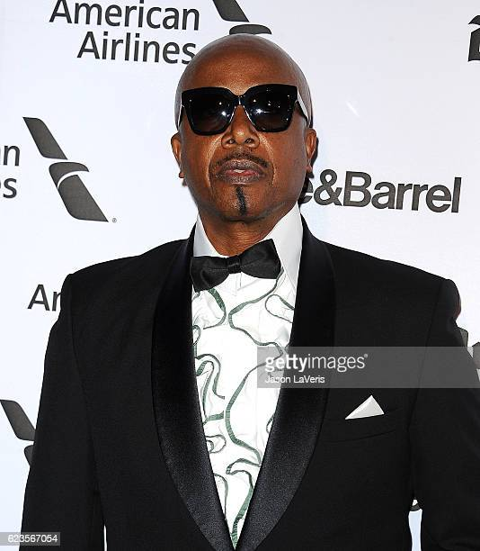 Rapper MC Hammer attends the Capitol Records 75th anniversary gala at Capitol Records Tower on November 15 2016 in Los Angeles California