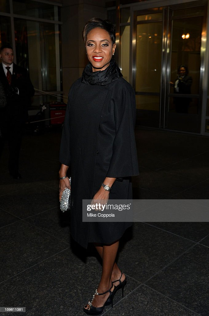 Rapper MC Lyte attends The Hip Hop Inaugural Ball II sponsored by Heineken USA at Harman Center for the Arts on January 20, 2013 in Washington, DC.