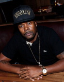 Rapper Memphis Bleek attends the Tequila Baron Launch Party at Butter Restaurant on November 19 2013 in New York City