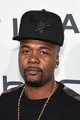 Rapper Memphis Bleek attends TIDAL X 1020 Amplified by HTC at Barclays Center of Brooklyn on October 20 2015 in New York City