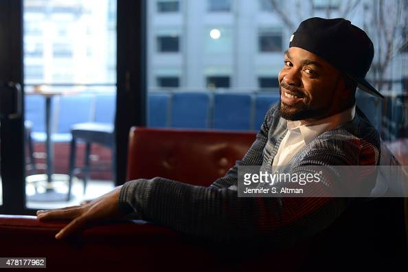 Rapper Method Man is photographed for Los Angeles Times on March 11 2015 in New York City PUBLISHED IMAGE