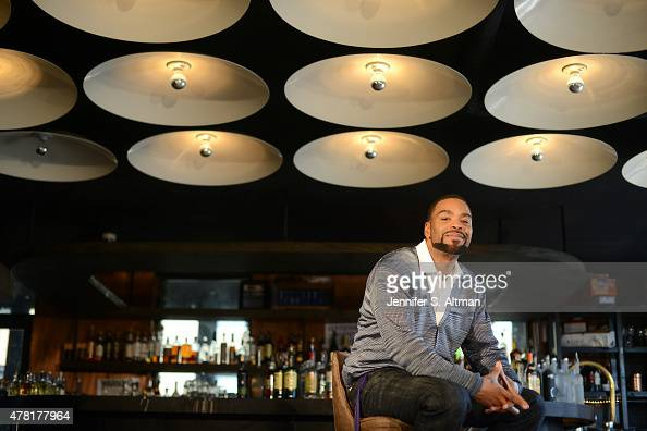Rapper Method Man is photographed for Los Angeles Times on March 11 2015 in New York City