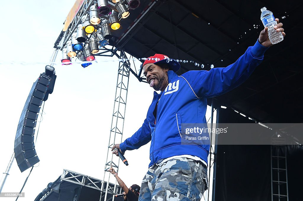 Rapper Method Man performs during 2014 ONE Musicfest at Aaron's Amphitheater at Lakewood on September 13 2014 in Atlanta Georgia