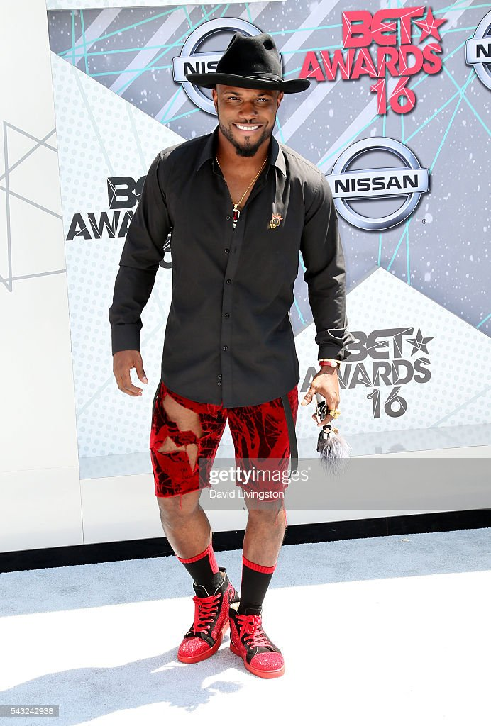 Rapper Milan Christopher attends the 2016 BET Awards at Microsoft Theater on June 26, 2016 in Los Angeles, California.