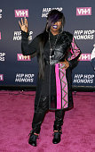 Rapper Missy Elliott attends the 2016 VH1 Hip Hop Honors All Hail The Queens at David Geffen Hall on July 11 2016 in New York City