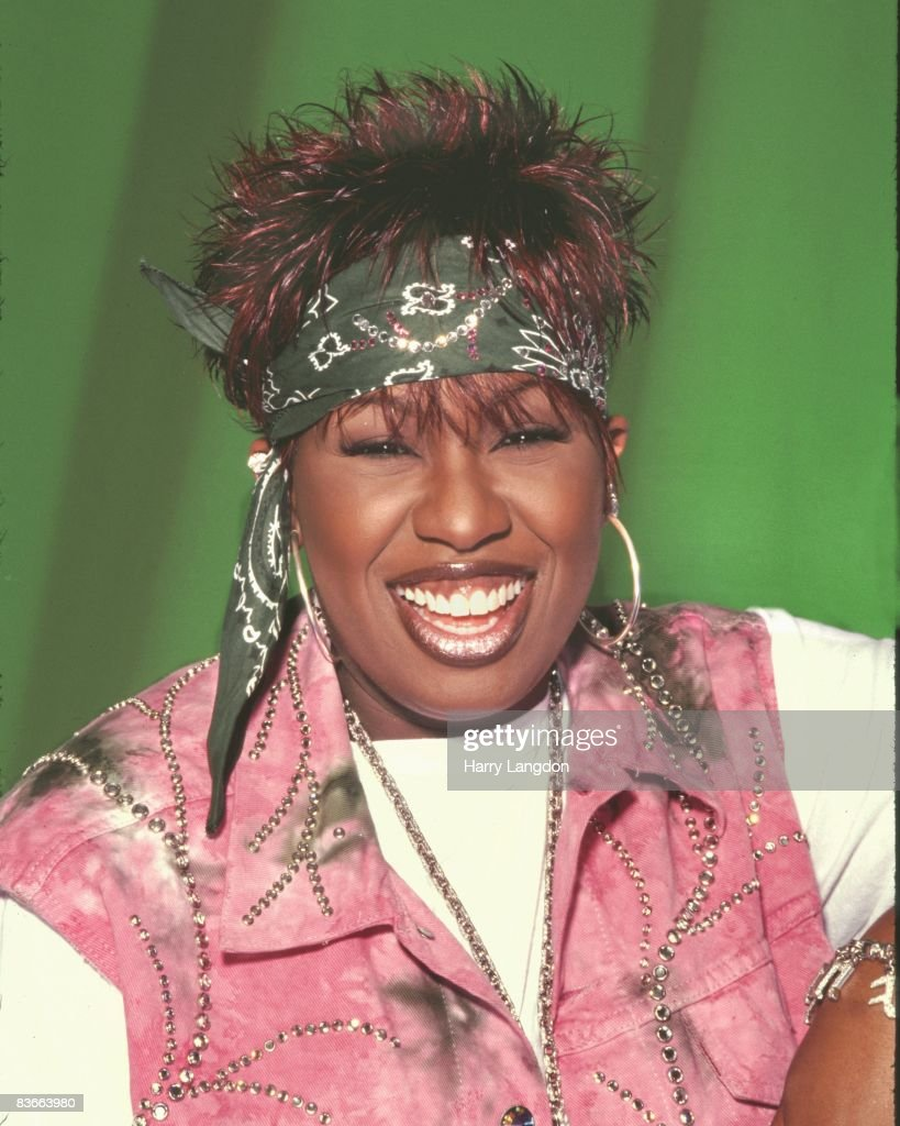 Rapper Missy Elliott poses for a portrait on December 14 2006 in Miami Beach, Florida.