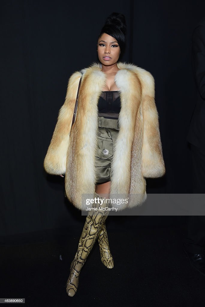 Marc Jacobs - Backstage - Mercedes-Benz Fashion Week Fall 2015