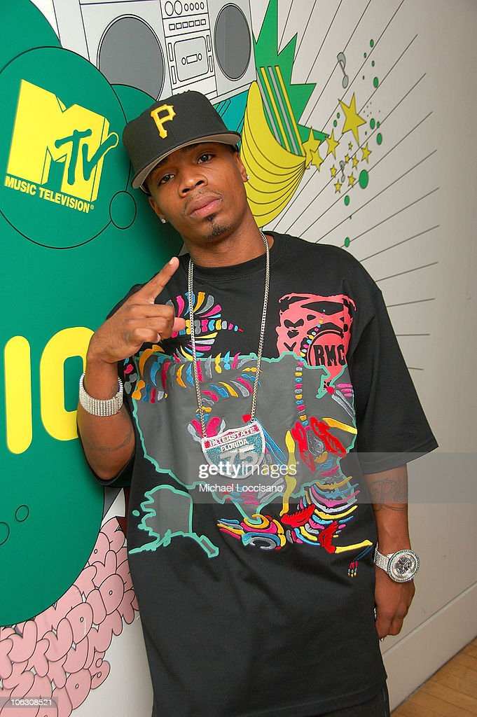 <a gi-track='captionPersonalityLinkClicked' href=/galleries/search?phrase=Rapper+Plies&family=editorial&specificpeople=4329036 ng-click='$event.stopPropagation()'>Rapper Plies</a> appears on MTV's Sucker Free in MTV's Times Square Studios, in New York City on July 18, 2007. The air date for this show is July 26, 2007.