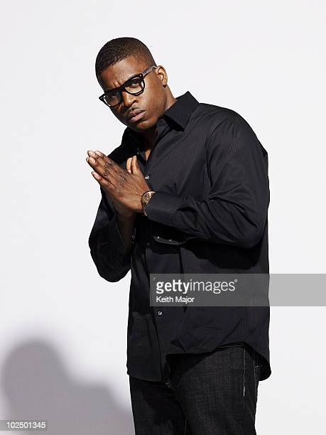 Rapper/ Producer David Banner aka Lavell Crump poses at a portrait session for Self Assignment in Los Angeles CA on June 1 2009