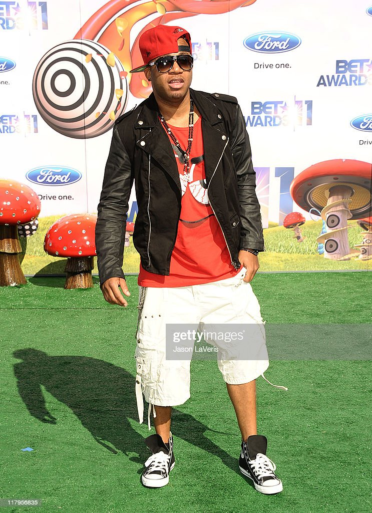 Rapper Red Cafe attends the 2011 BET Awards at The Shrine Auditorium on June 26 2011 in Los Angeles California