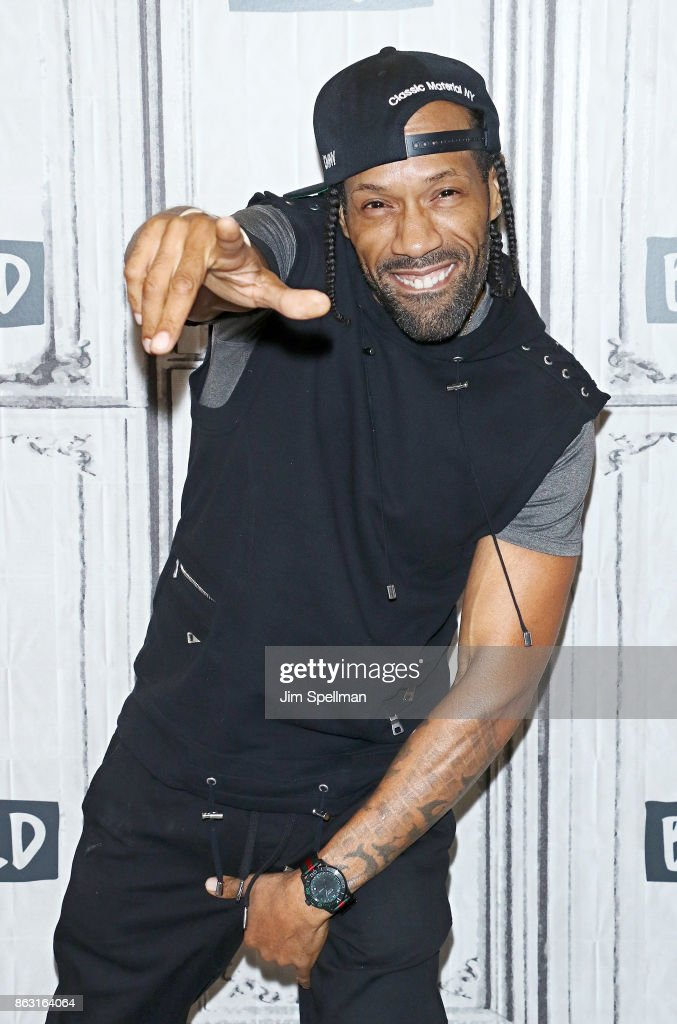 "Build Presents Redman Discussing The Show ""Scared Famous"""