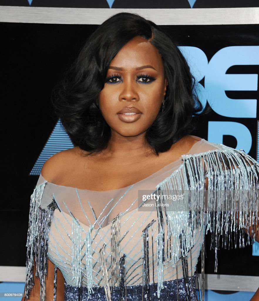 Rapper Remy Ma attends the 2017 BET Awards at Microsoft Theater on June 25, 2017 in Los Angeles, California.