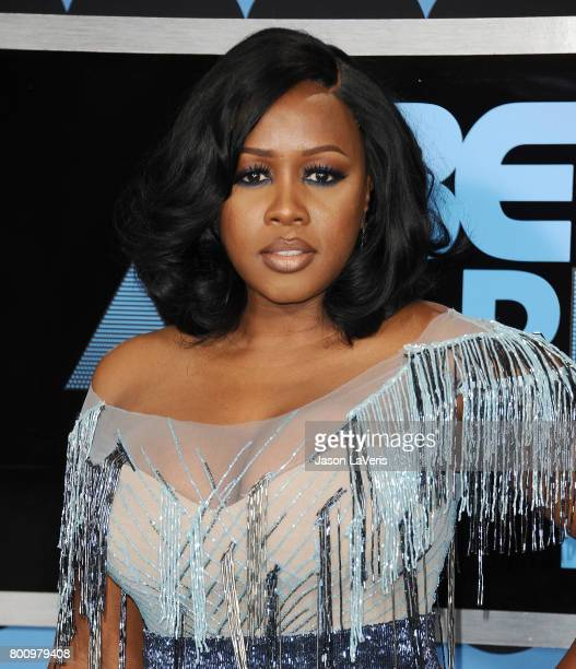 Rapper Remy Ma attends the 2017 BET Awards at Microsoft Theater on June 25 2017 in Los Angeles California