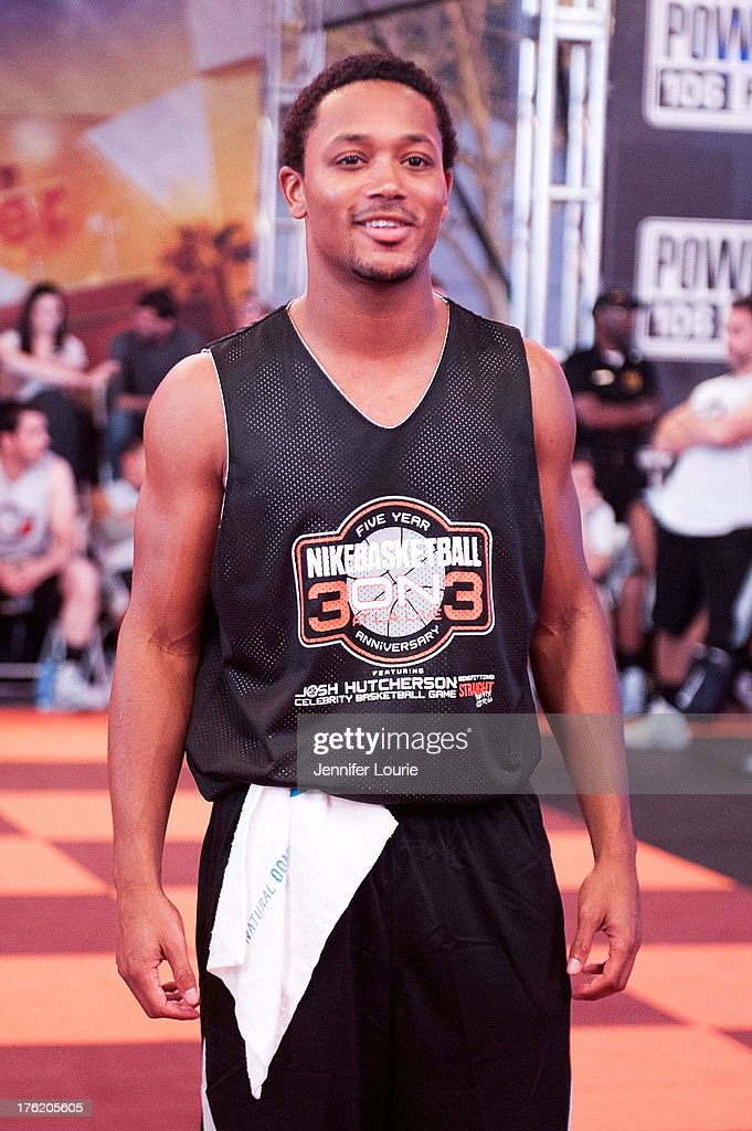Rapper Romeo Miller attends the 5th annual Nike basketball 3ON3 tournament presented by NBC4 southern california held at L.A. LIVE on August 9, 2013 in Los Angeles, California.