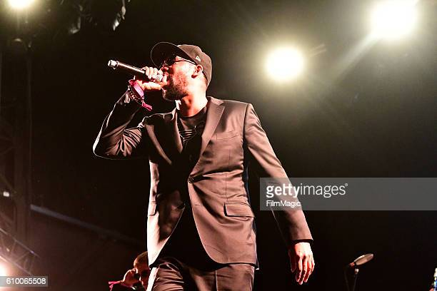 Rapper RZA of Banks Steelz performs on Ambassador Stage during day 1 of the 2016 Life Is Beautiful festival on September 23 2016 in Las Vegas Nevada
