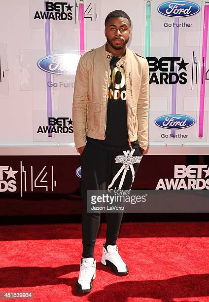 Rapper Sage The Gemini attends the 2014 BET Awards at Nokia Plaza LA LIVE on June 29 2014 in Los Angeles California