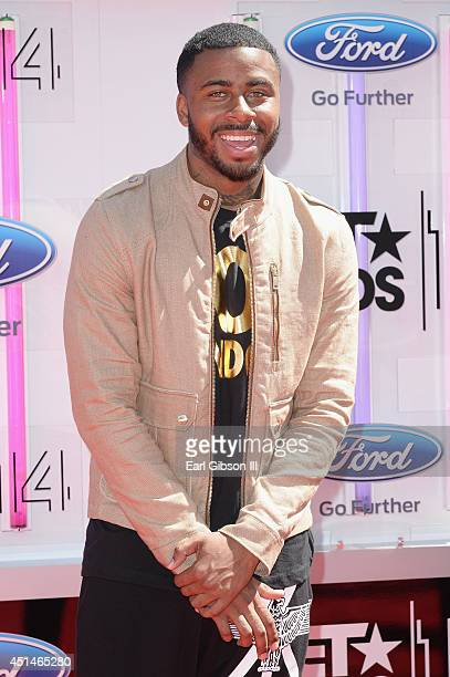 Rapper Sage The Gemini attends the BET AWARDS '14 at Nokia Theatre LA LIVE on June 29 2014 in Los Angeles California