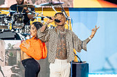 "French Montana Performs On ABC's ""Good Morning America"""